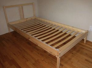 IKEA twin bed frames for Sale in San Francisco, CA