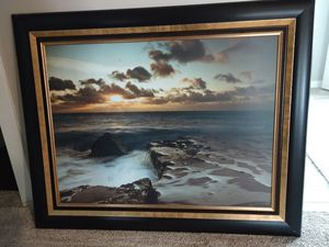 Assaf Frank framed print for Sale in Marengo, OH