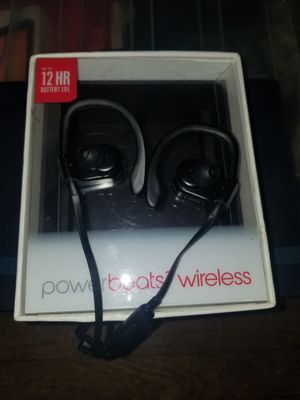 Power beats 3 wireless for Sale in Brooklyn, NY