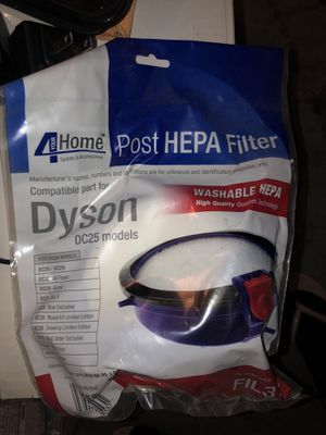 Dyson DC25 filter (2) for Sale in Las Vegas, NV