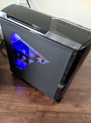 SkyTech Gaming Desktop PC , GTX 1060 - Ryzen 5 2600 (> i7-7700K) , 8GB DDR4, 1TB + 500W PSU for Sale in Alexandria, VA