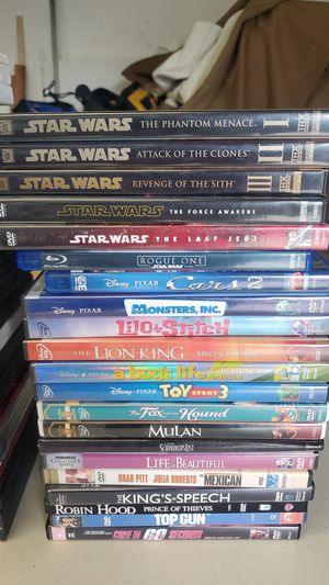 DVDs! Good ones! - $2 Each. for Sale in Hillsboro, OR