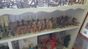 Rare antique toy soldiers over 600 for Sale in Los Angeles, CA