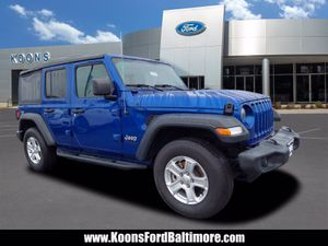 2019 Jeep Wrangler Unlimited for Sale in Baltimore, MD