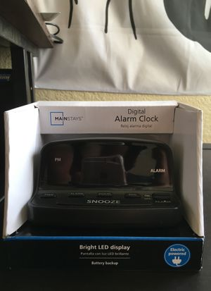Alarm Clock for Sale in Tempe, AZ
