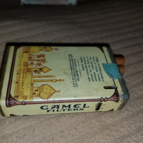 Joe Camel's Collector Pack - Ashtray and Lighter