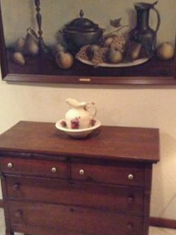 Antique Buffet Cabinet for Sale in Sarver,  PA