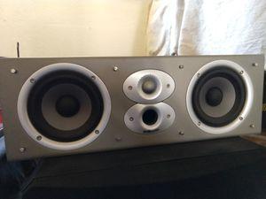 Polk audio center channel for Sale in Phoenix, AZ