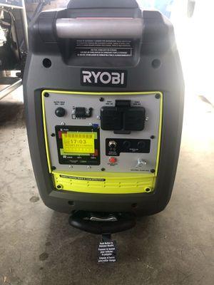 Ryobi generator 2300 watt for Sale in Downey, CA