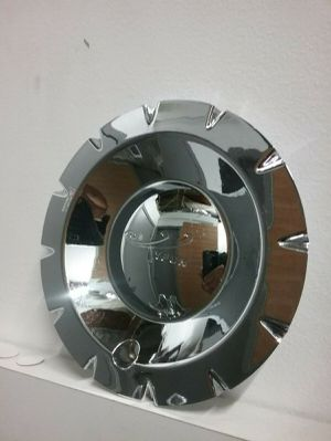 TYFUN 746 TJ04051 Center Cap Chrome Rim Wheel Hubcap Cover Used Aftermarket ONE for Sale in Phoenix, AZ