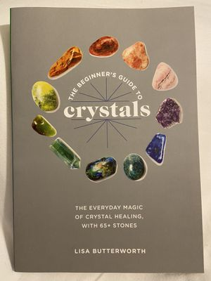 New-The Beginner's Guide To Crystals for Sale in DC, US