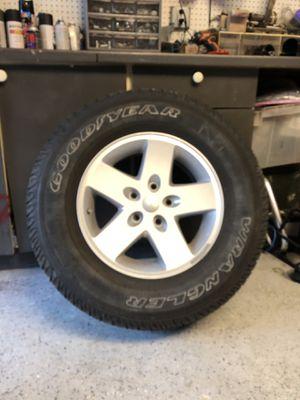 Jeep tire / rim for Sale in FL, US