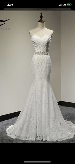 Wedding dress for Sale in San Bernardino, CA