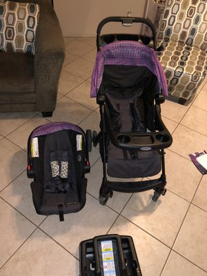 Graco stroller, Carrier and car seat for sell for Sale in Austin, TX
