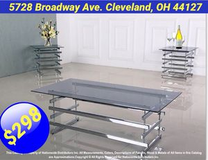 $298 Cocktail and End Tables: Mattress& Furniture 4 Less for Sale in Cleveland, OH