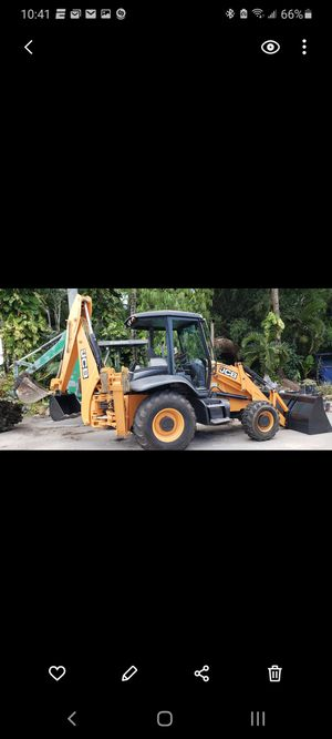 2012 JCB Backhoe 3CX14-4-T (Like New) for Sale in Miami, FL