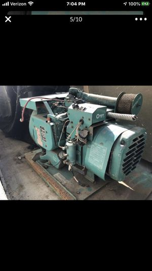 Onan Generator $175 need it gone for Sale in Bakersfield, CA
