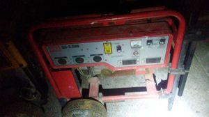 Generator honda motor mx for Sale in Morgan Hill, CA