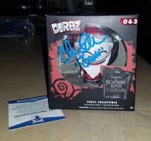 🔥 Chris Sarandon autographed Dirbz Vinyl figure Beckett Witness COA🔥 for Sale in El Mirage, AZ