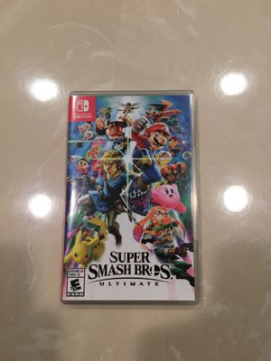 Super smash bros Nintendo switch for Sale in Lake Forest, IL