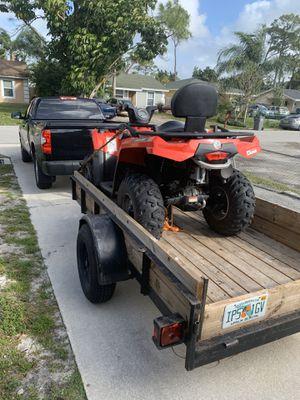 12 x 6 TRAILER for Sale in West Palm Beach, FL