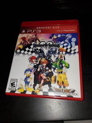Kingdom Hearts HD 1.5 Remix on Playstation 3 for Sale in Phoenix, AZ