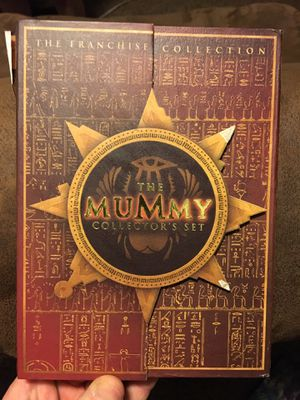 The Mummy Collectors Set for Sale in Midwest City, OK