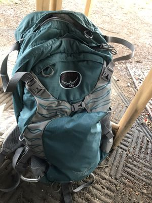 Osprey hiking hydration backpack for Sale in Seattle, WA