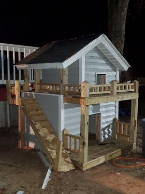 Custom dog Houses for Sale in Wake Forest, NC