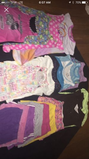 Girl's summer clothes sizes 12-14 (I have more just no pics yet) for Sale in Cleveland, OH