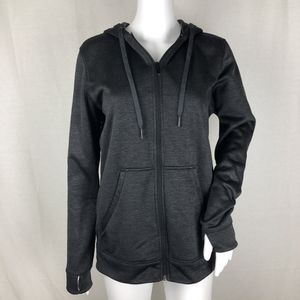 Available via shipping only. Women's Adidas Full Zip Climawarm Hoodie Size M for Sale in Houston, TX