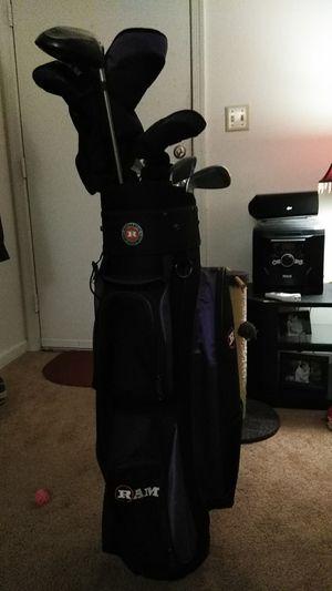 Men's set of Ram golf clubs in great shape for Sale in Roanoke, VA