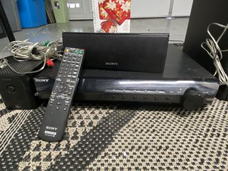 Sony DAV Home Theatre System With surround sound HDX 589. for Sale in MONTE VISTA,  CA