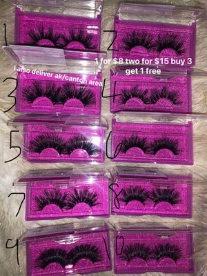 Mink lashes for Sale in Canton, OH