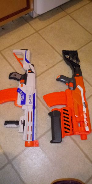 Nerf guns for Sale in Brooklyn, NY