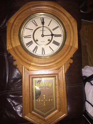 Vintage Antique Sunbeam Regulator Clock for Sale in Norwalk, CA