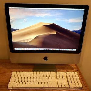"iMac 20"" for Sale in Joliet, IL"