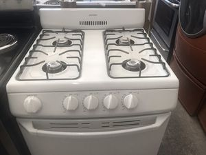 "San Carlos Appliances. Sale & services. Used , huge selection gas stove,20"" or 24"", white color , great condition for Sale in San Jose, CA"