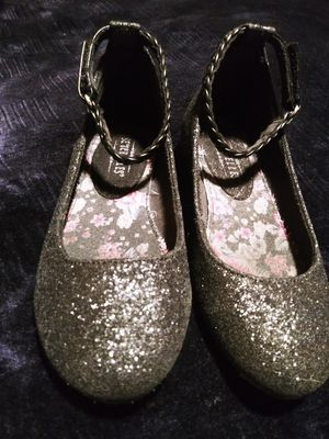 Black glitter shoes girl #12 for Sale in Colton, CA