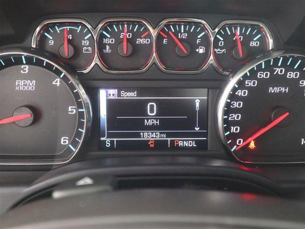 2017 Chevrolet Silverado 1500 V6