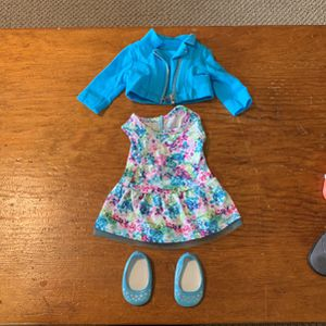 American Girl Spring Outfit for Sale in Germantown, MD