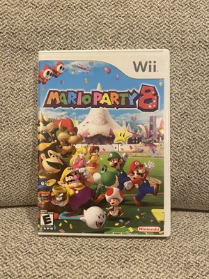 Mario Party 8 Nintendo Wii Game for Sale in West Sacramento, CA