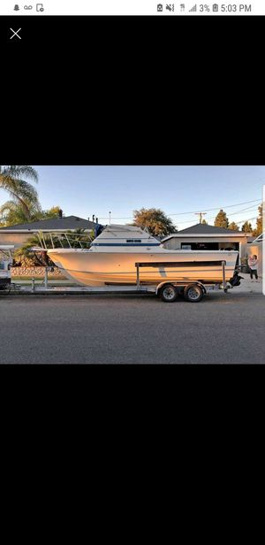 Skipjack fishing boat trade for rv for Sale in Anaheim, CA