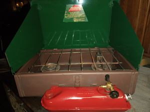 Coleman Camping Stove for Sale in Carrollton, TX