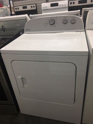 WHIRLPOOL DRYER for Sale in Charlotte, NC