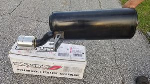 """"""" !! OEM FACTORY STOCK HYUNDAI STOCK EXHAUST / w [ 3 INCH CHROME SQUARE RACING EXHAUST TIP !!! """" LIKE NEW CONDITION """" !! for Sale in Orlando, FL"""