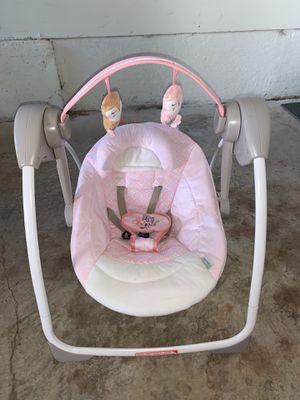Ingenuity Baby Swing - Comfort 2 Go for Sale in Alexandria, VA
