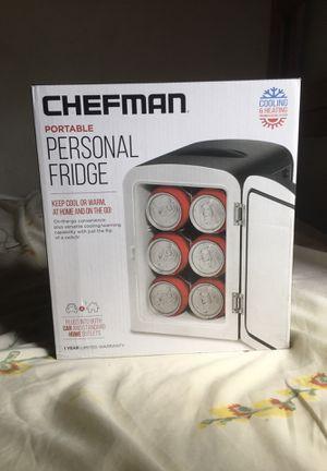 Chef man portable fridge for Sale in North Miami, FL
