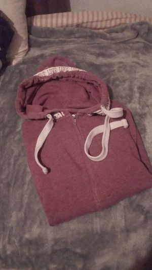 "Girls Juniors ""Reflex"" LOVE Hoodie (Size M)Zip-Up, Good Condition $3 for Sale in Huntington Park, CA"