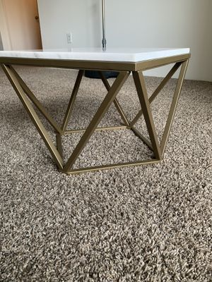 Marble Top Coffee Table for Sale in Tampa, FL